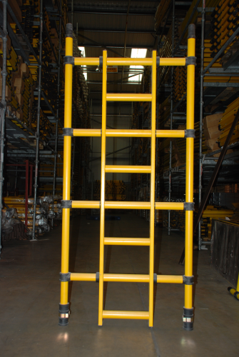 Youngman Boss Zone 1 Fibreglass GRP 850mm x 2m 4 rung ladder frame 310543