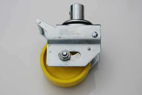 Boss 125mm Locking Castor