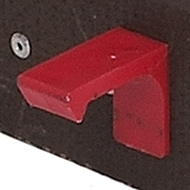 Youngman Minimax Scaffold Tower Replacement Red Toeboard Clip 032090