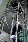 Boss Lift Shaft / Confined Access Scaffold Towers