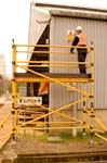 Fibreglass Zone 1 GRP Scafflod Towers